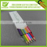 Logo Printed Good Quality Colored Pencils Bulk