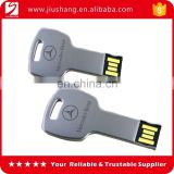 Branded car logo plastic usb flash drivers with factory direct supply