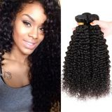 8A Brazilian kinky curly virgin hair bundles unprocessed human hair weave wave extension 95-100g per natural color