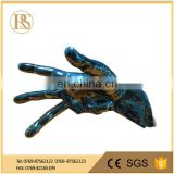 custom hand shape metal crafts