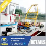 "14 "" working capacity mechanical suction cutter dredger"