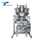 CE Approved Servo Motor Vertical Form Fill Sealing Plantain Chips Packing Machine for Small Scale