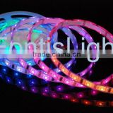 Magic ribbon waterproof RGB LED flexible strips cuttable suitable for decorative lighting