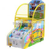 hot sale coin operated basketball arcade game machine for amusement park