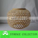 Bamboo Hanging Outdoor Lamp Shades