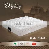 Home use bed furniture comfortable box spring mattress