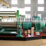 rubber industries use advanced technology good open rubber mixing mill machine