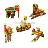 003 Honourable Royal wooden Toy Bricks, toy building block, toy building bricks, educational toys