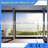 Tempered strength laminated safety glass for swimming pool,guard
