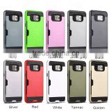 Hot Selling Colorful Line Drawing TPU+PC Mobile Phone Case with Card Slot for Samsung Note 5