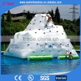 inflatable iceberg / inflatable pool iceberg iceberg float / inflatable iceberg water toy