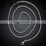 Wholesale Different Styles Different Length Stainless Steel Hip Hop Jewelry Bead