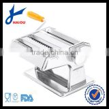 410ss home mede manual noodle machine maker