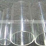 Clear PMMA Acrylic Tube