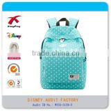 XF-090030 Hot Sale Desiner Cute Backpacks for College Girls