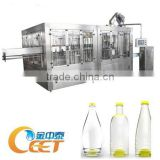 3-in-1 Bottle Washing Filling Capping Machine / Mineral Water Bottling Plant                                                                         Quality Choice