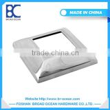 square pipe cover decorative cover stainless steel 304 DC-07