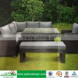 plastic feet for outdoor rattan wicker furniture