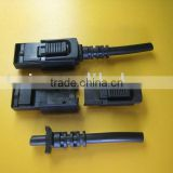 Injection Stamping Power Cord Plug Parts