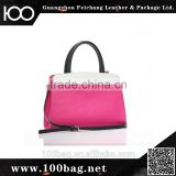 China Suppliers Wholesale Fashion Branded Polyester Handbag Tote Bag For Women
