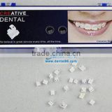 High quality dental orthodontic ceramic brackets