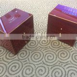 custom made different sized gift wooden jewelry package box                                                                         Quality Choice