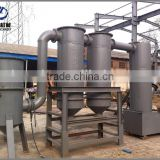 New Design for sawdust rice husk biomass stove carbonization furnace make wood coconut shell charcoal production kiln
