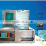 Polymer pre inking stamp making equipment