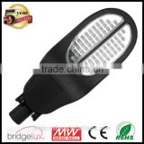 Road lighting project aluminum die casting smd 60W LED street light housing IP65 outdoor lamp