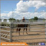 Australia hot dipped galvanized horse fence panel In Farm ( Factory Trade Assurance)