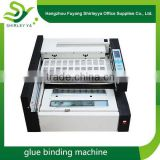 Factory direct price cheap glue binding machine