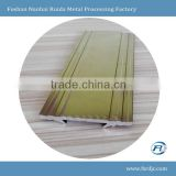 RUIDA High Quality Flat Juction Profile Metal Tack Strips