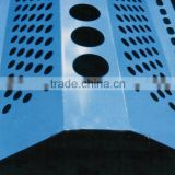 Trade Assurance galvanized perforated metal sheet /perforated radiator cover mesh for air-conditioner(Factory)