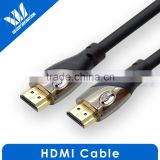Metal Shell Assemble Type Hot Sell HDMI cable A male to A male for for Blue ray DVD