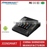 Joinsmart ST808 handheld POS device with cash drawer, printer, barcode scanner all in one