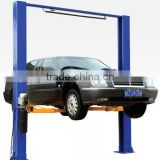 cheap 2 post car underground lift crane
