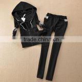 New Fall Sports Training Track Suits Jackets and Pants for women