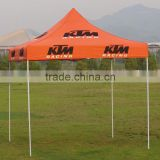 10x10 portable pop up canopy tent advertising use trade show gazebo tent tent with sides