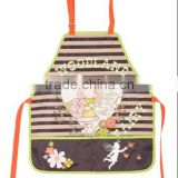 promotional apron kid PVC apron disposable PVC apron