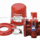 Popular Durable Plug Valve Lockout Can be Customized