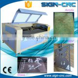 Top brand RECI 1600*1000mm CNC laser cutting machine price for fabric / Wood / paper / mdf / acrylic