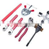 7 PCS Battery Service Kit, Battery Service Tools of Auto Repair Tools