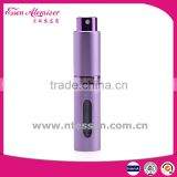 6ml Purple Refillable Perfume Spray Bottle
