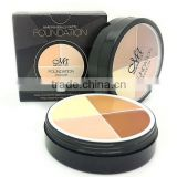 Wholesale Best Professional Menow.pro 4 colors foundation Makeup Concealer For Oily Skin