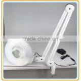 Medical 8Diopter LED Lamp Industrial Cosmetic Clamp Magnifying Lamp Beauty Salon