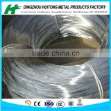 SOFT QUALITY GI BINDING WIRE BWG20 WITH HESSIAN CLOTH PACKING