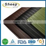 Hot selling blood circulation pvc foam anti-fatigue acid resistant rubber mat