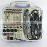 163pcs Variable Speed Rotary Tool