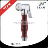 TM-2123 Bathroom plastic hand held bidet sprayer toilet shattaf