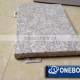 Stone aluminum sandwich panel prime quality in different color/interior decorative wall stone aluminum panels